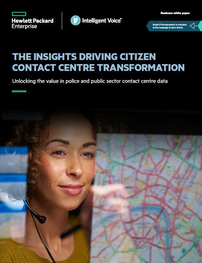 Insights Driving Citizen