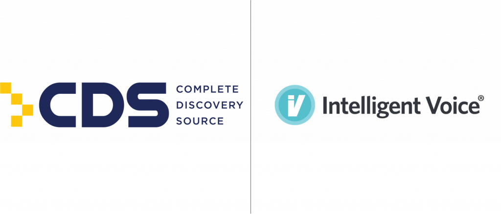 Intelligent Voice and Complete Discovery Source Announce Partnership for Commercial and Government Clients