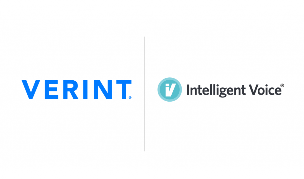 Intelligent Voice Joins Verint's Partner Program to Enable Communication Data Intelligence for the Financial Markets